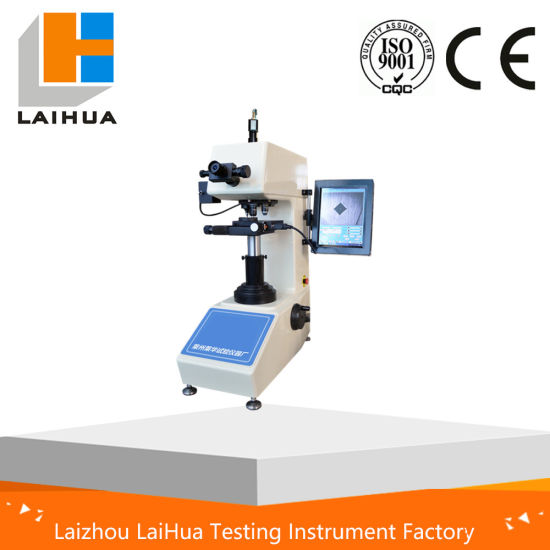 Touch Screen Digital Full-Auto Vickers Hardness Tester, Vickers Hardness Equipment, Laboratory Testing Instrument