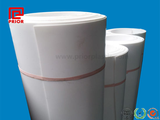 Chemical Resistance Linings Skived Teflon PTFE Sheet pictures & photos