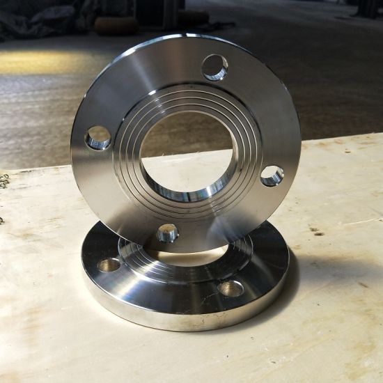 Forged A105 Wn/So ANSI B16.5 150#/300# Carbon Steel/Stainless Flange pictures & photos