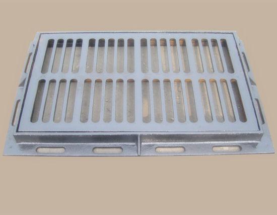 OEM Customized D400 Ductile Iron Rain Water Grating