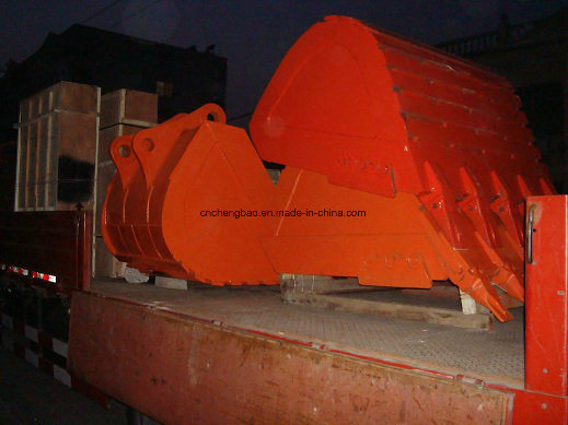 Komatsu Hitachi Volvo Cat Doosan Hyundai Excavator Bucket, Excavator Parts pictures & photos