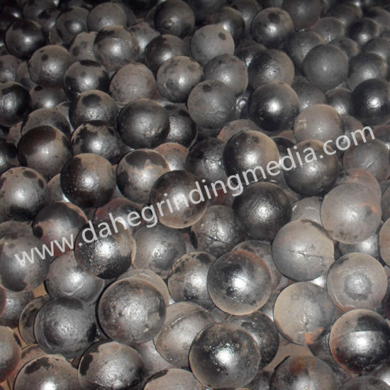 Dia. 17mm-130mm Casting Grinding Ball for Ball Mill pictures & photos
