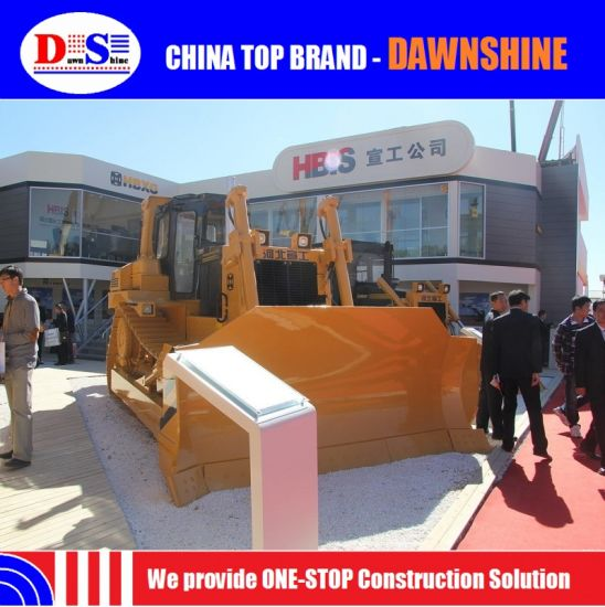 China 24 Ton Medium Bulldozer with Ripper pictures & photos