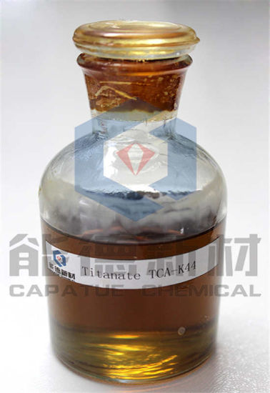 China Titanate Coupling Agent KR 44 (CAS No  65380-84-9