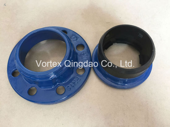 Quick Flange Adaptor for PVC and Di Pipe pictures & photos