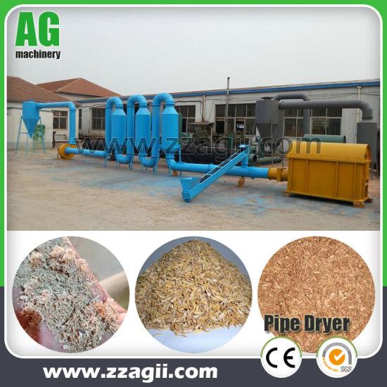 High Efficient Sawdust Flash Drier Rice Husk Dryer for Sale