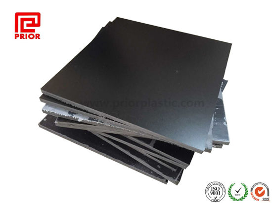 Black ESD Fr4 Material for Electronic Industry pictures & photos