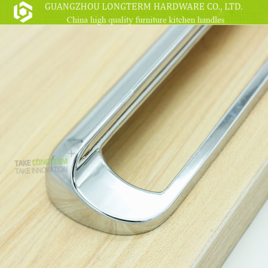 Furniture Knob Style Embedded Hidden Kitchen Cabinet Drawer Pull pictures & photos
