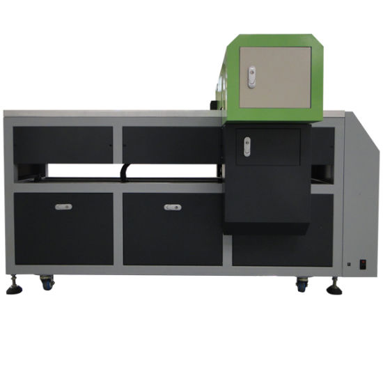 High Speed New Hot Selling A1 Dual Head UV Printer for Ceramic, Glass, Plastic pictures & photos