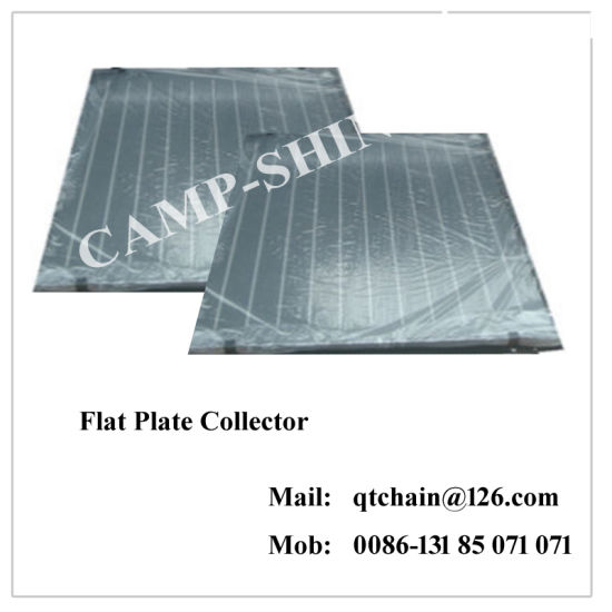 Hot Water Collector/Panel Solar Collector/Flat Plate Collectors for Sale