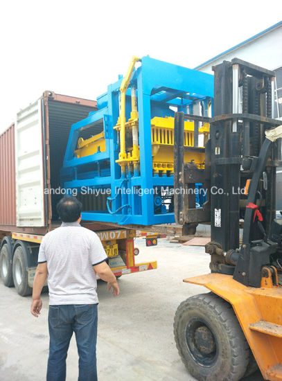 Qt4-15 Price List of Concrete Block Making Machine pictures & photos