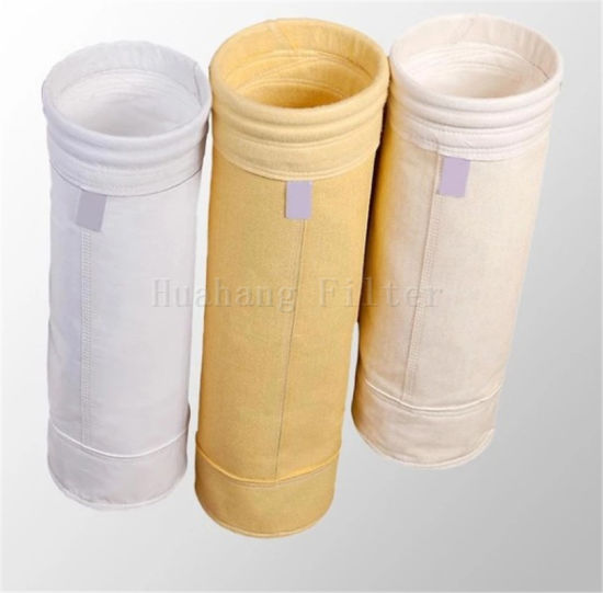 High Quality Anti-Static/ Anti-Water/ Oil Proof/ non woven /PTFE Film Processing Dust Filter media Bag