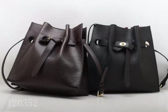 Quality Leather Ladies Shoulder Bag (F120352) pictures & photos