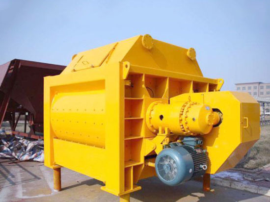 2m3 Sicoma Twin Shaft Ready Mix Concrete Mixer pictures & photos
