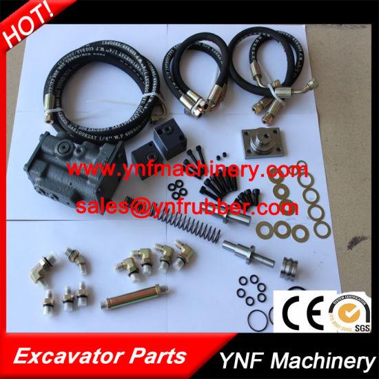 Excavator Hydraulic Pump Conversion Kit Hitachi 9227557 for Ex220 - 3