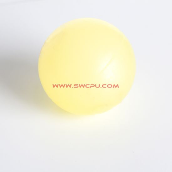 Pet Training Teeth Chew Rubber Ball / Penut Shape Rubber Ball for Massage pictures & photos