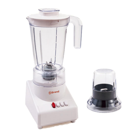 Geuwa 2in1 Household Electric Food Blender with Grinder (B35S)