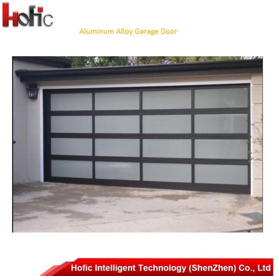 Tempered Glass Garage Door, Fiberglass Garage Doors Home Depot