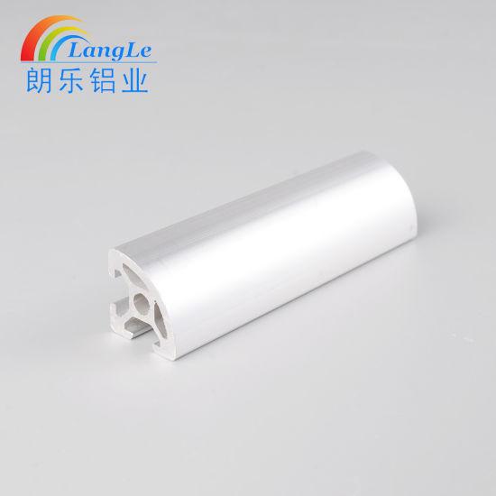 China 6063 Aluminum Extrusion 2020 T Track Industrial Aluminium ...