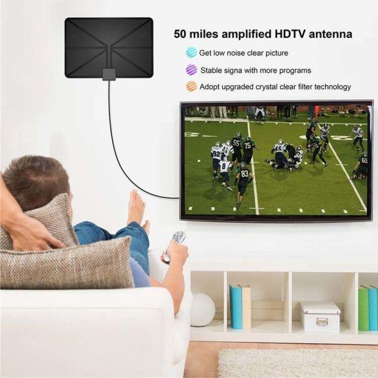 DIY Flexible Window HDTV Antenna with 60 Miles Range