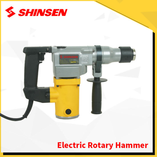 SHINSEN POWER TOOLS 26mm Electric Rotary Hammer XS-26B