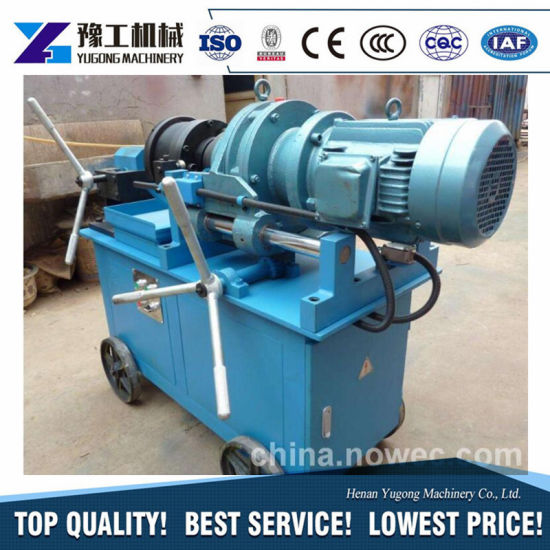 Shanghai Factory Steel Rebar Thread Rolling Wheel Screw Machinery pictures & photos