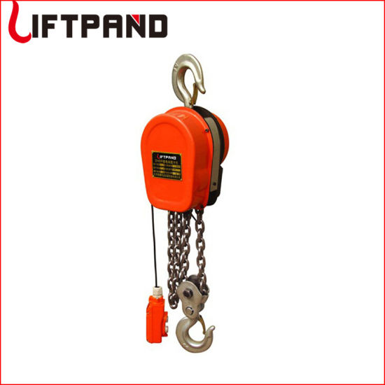 Manufacture Dhs Electric Chain Blocks