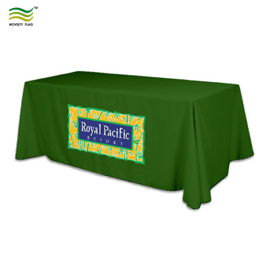 Loose-Fit Fitted Spandex Table Runner Table Throw Table Drape Table Cover pictures & photos