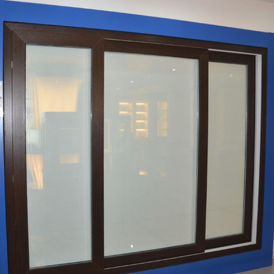 Building Material Extruded/Extrusion Plastic Casement Sliding UPVC/PVC Profile Window and Door