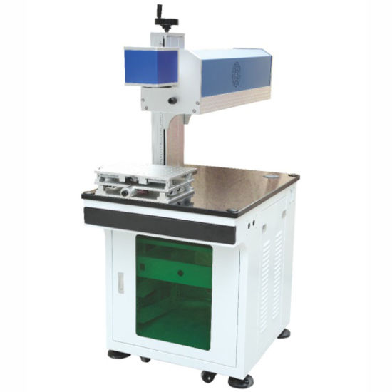 New Design CO2 Marble Laser Marking Machine with High Precision