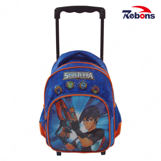 Supplier Expandable High Quality Trolley Book Bags