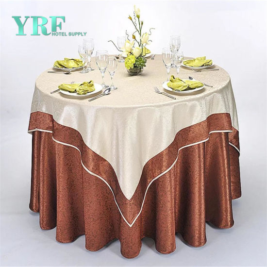 Wholesale Polyester Wedding Tablecloths Table Linens For