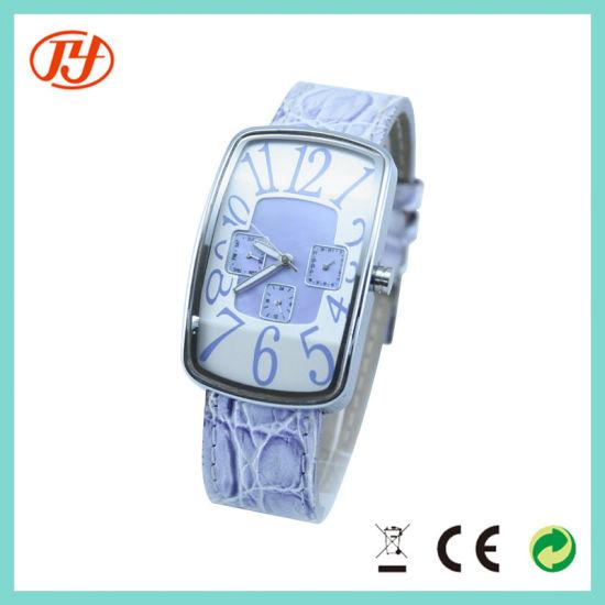 Wholesale Simple Quartz Fashion Belt Women Wrist Watch