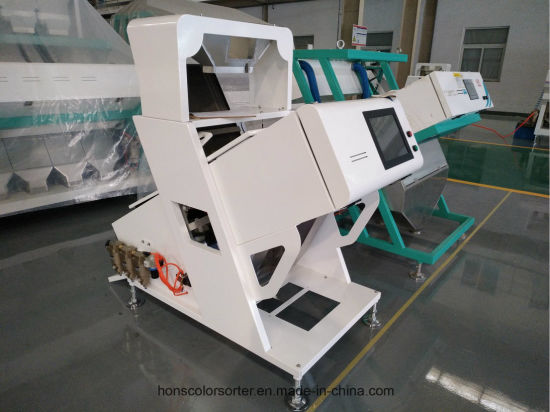 Fully Automatic Grain Processing Line Grain Color Sorter Grain Separator pictures & photos