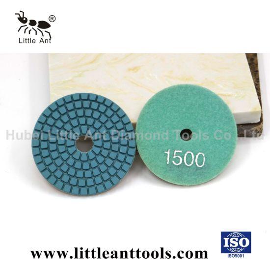 "5/"" Wet Diamond Polishing Pad Grit 200 for Granite//Concrete//Marble Countertop"