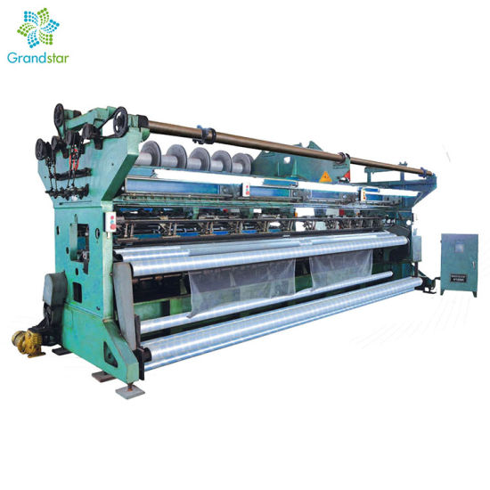Raschel Single Needle-Bar Best Price Warp Knitting Net Machine pictures & photos