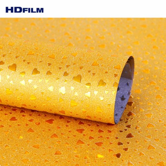 China CPP Glitter Film, Sparkle Lamination Glitter Vinyl Suit for