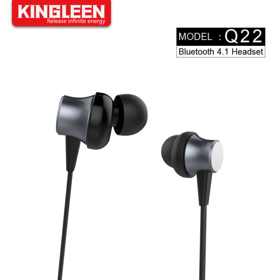China Bluetooth Earphone Wireless Cell Phone Sports Headphone With Mic China Wireless Headphone And Bluetooth Headset Price