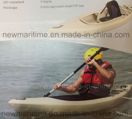 China Sit in White Water Canoe Touring Kayak, Single Kayak