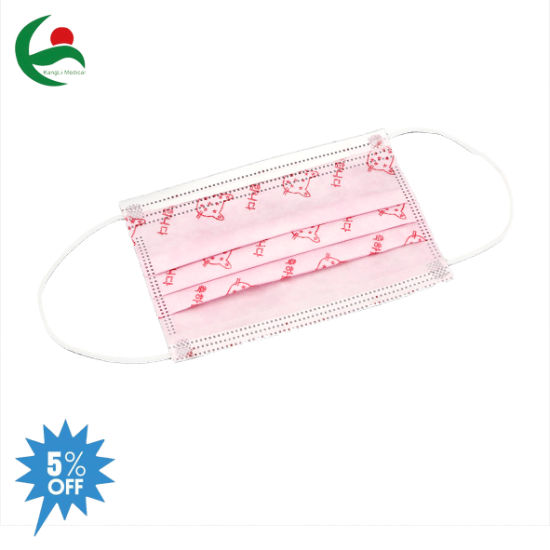 Anti Virus 3ply Surgical Medical Face Mask for Adult and Children