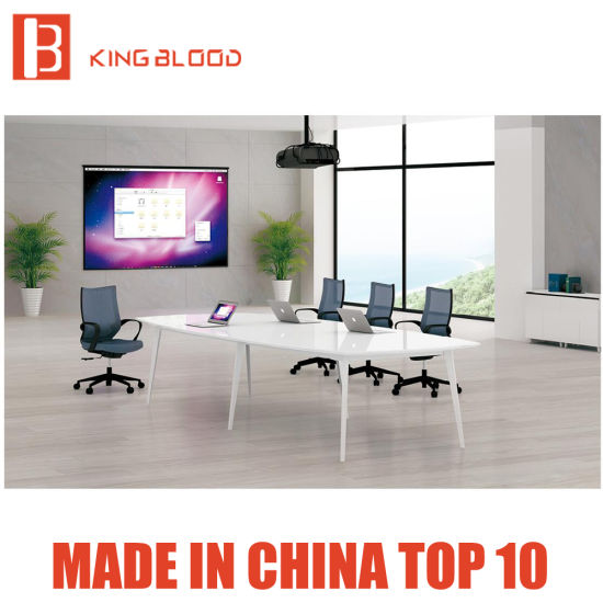 China Used Meeting Desk Combination Small Office Conference Table - Small office conference table and chairs