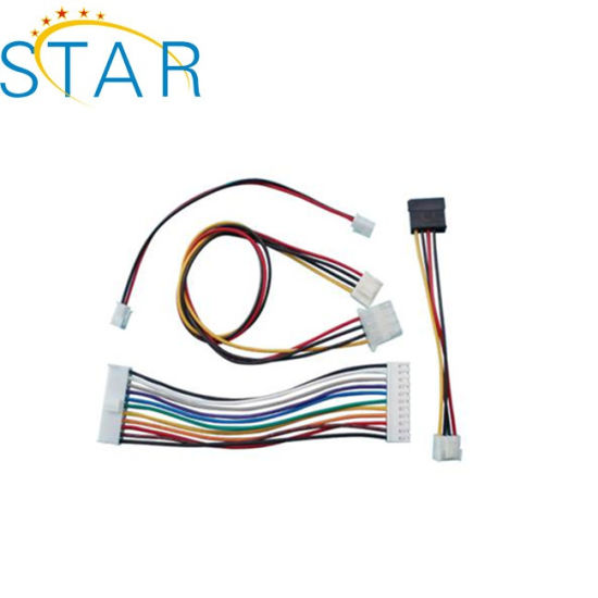 2pin connector pair cable led light wire harness