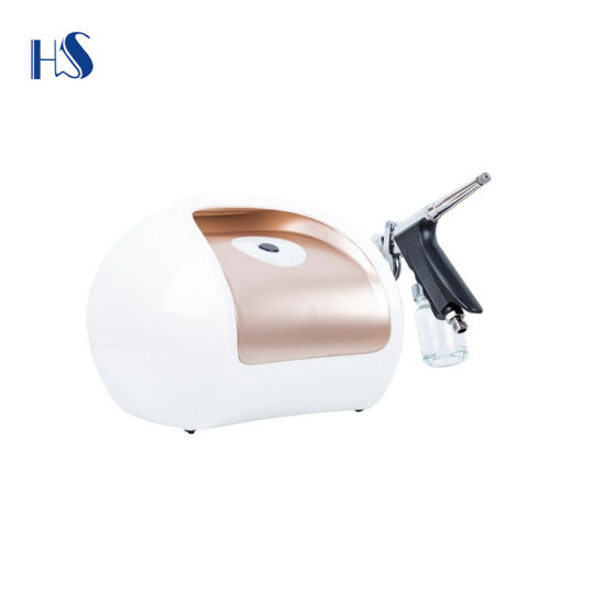 China HS-578K Facial Oxygen Therapy Airbrush Machine Mini