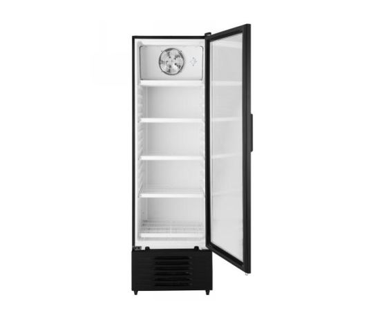 Commercial Display Glass Door Upright Freezer with Glass Door