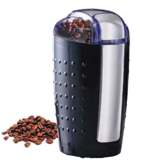 250W Coffee Grinder with 80g Capacity