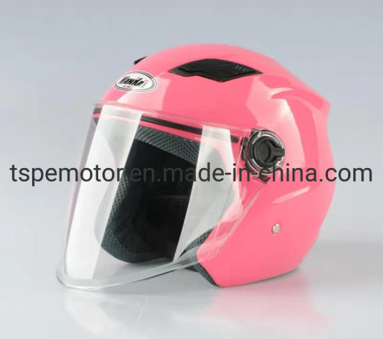 High Quality Motorcycle Helmet Half Face Helmet pictures & photos