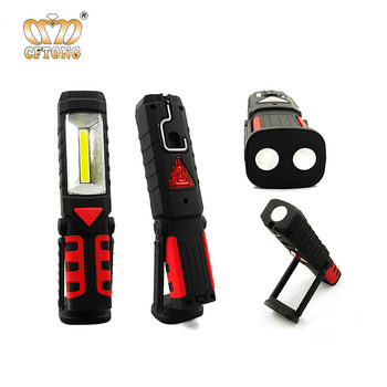 Rechargeable and Portable with USB Input Output Car COB LED Work Light