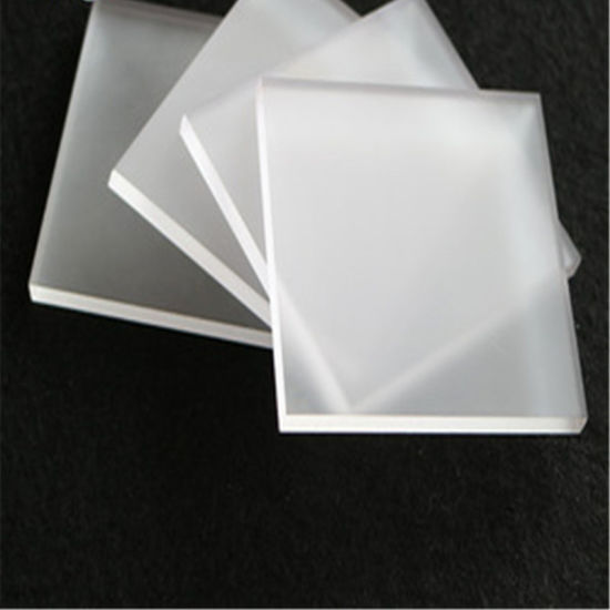 Milk White Acrylic Light Diffuser Plate/1.5mm Thickness Acrylic Sheet