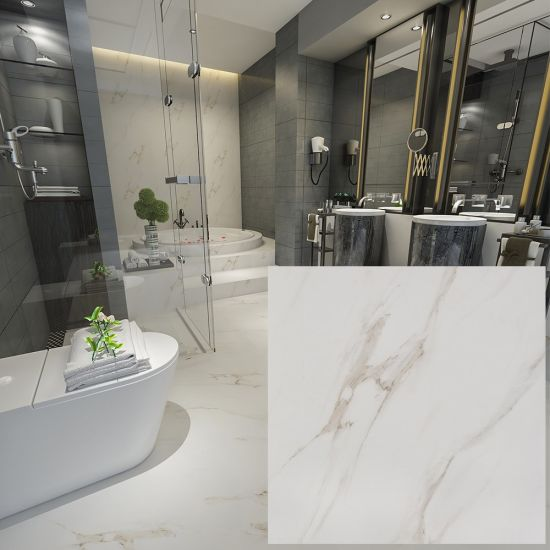 China Porcelain Tile Floor, Porcelain Tile Bathroom Floor Slippery