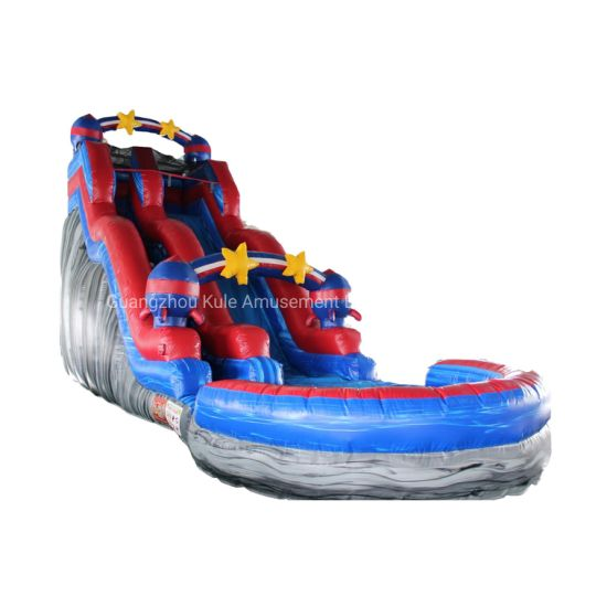 Rocket Jumping Castle Inflatable Toy Inflatable Slide for Amusement Park